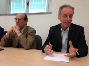 Il direttore del Consorzio, Claudio Montanelli