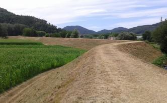 Fiume Serchio, Nozzano, 25.07.2016