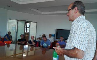 Incontro con operai di Massa Carrara, 26.08.2016